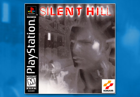 PSX PlayStation Silent Hill