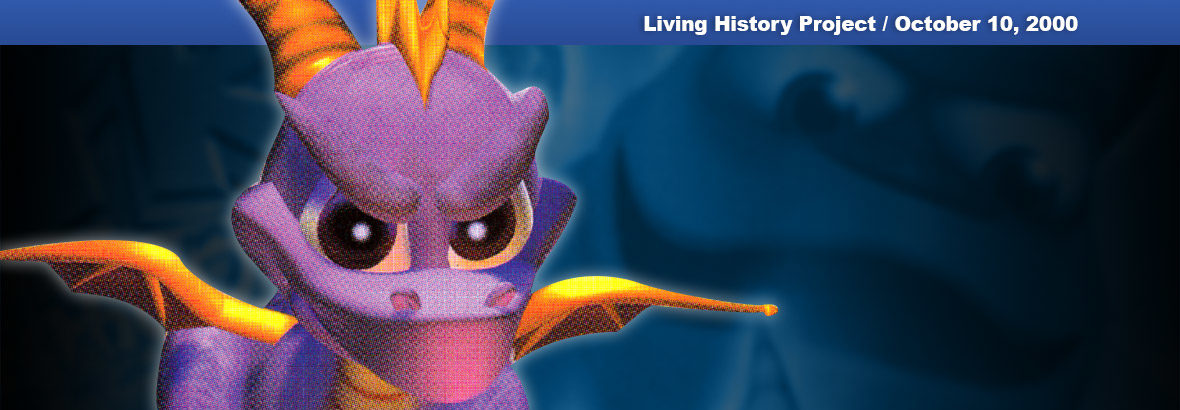 October 10 New Release – Spyro: Year of the Dragon