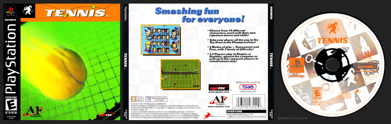 PlayStation Tennis