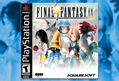 PSX PlayStation Final Fantasy IX