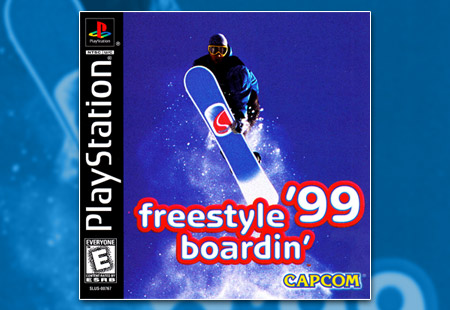 PSX PlayStation Freestyle Boardin' '99