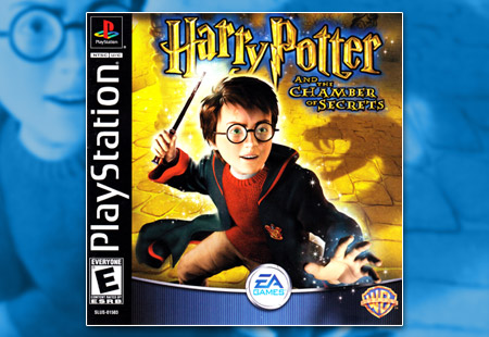 PSX PlayStation Harry Potter and the Chamber of Secrets