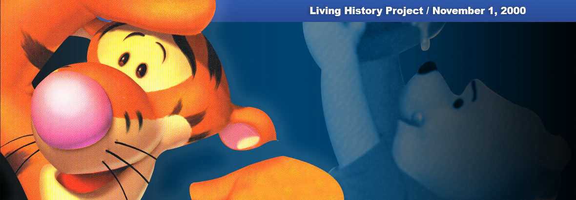 Nov. 1, 2000 New Releases: Tigger's Honey Hunt and More