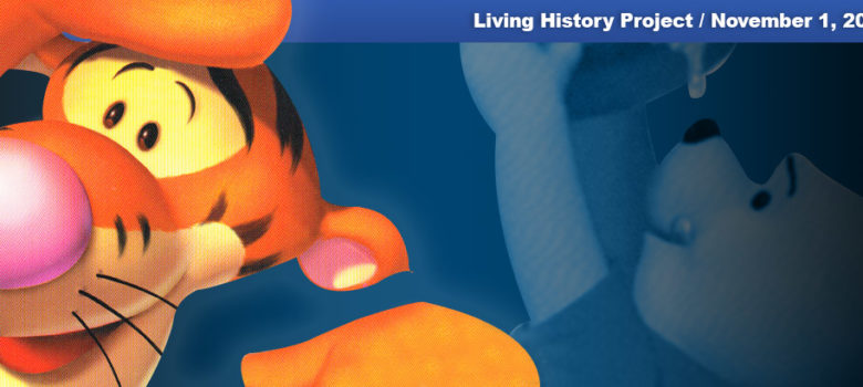 PSX PlayStation Tigger's Honey Hunt