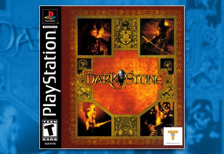 PSX PlayStation Darkstone