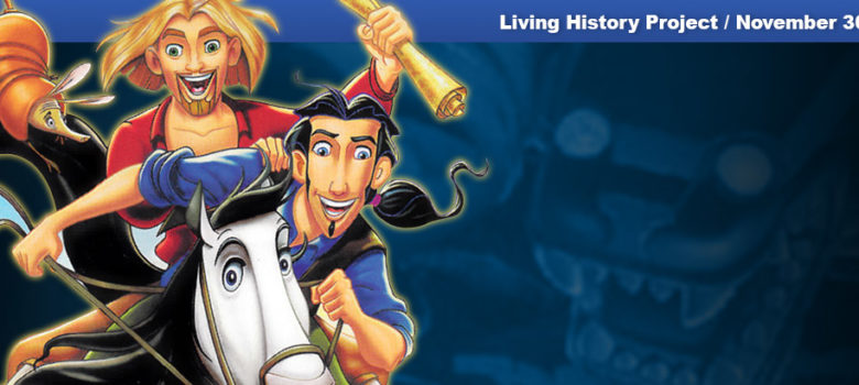 PSX PlayStation Gold and Glory: Road to El Dorado