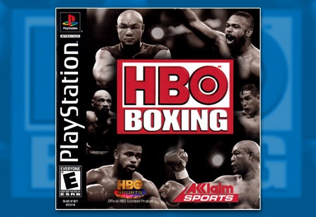 PSX PlayStation HBO Boxing