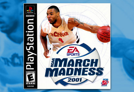 PSX NCAA March Madness 2001