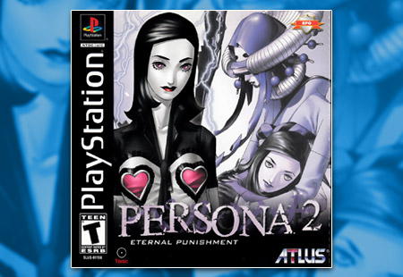 PSX PlayStation Persona 2: Eternal Punishment