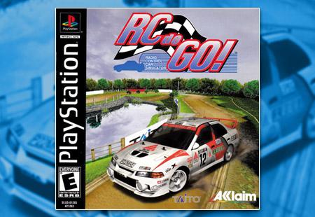 PSX PlayStation RC de Go!