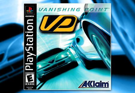 PSX PlayStation Vanishing Point