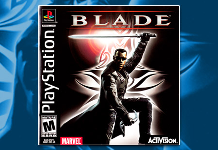 PSX PlayStation Blade