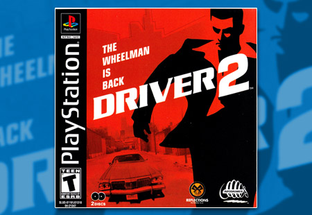 PSX PlayStation Driver 2