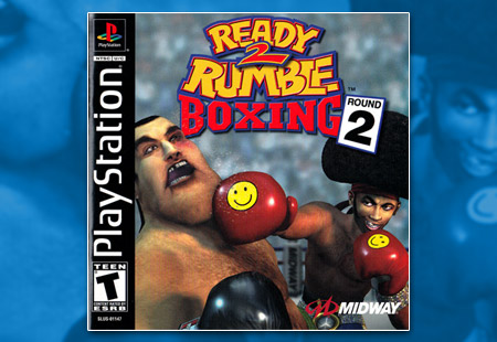 PSX PlayStation Ready 2 Rumble Boxing: Round 2