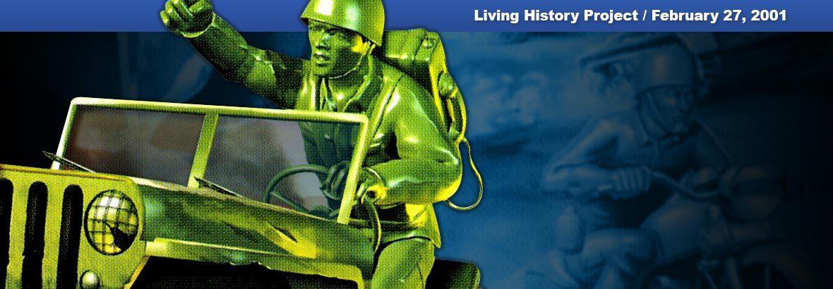 Feb. 27, 2001 New Release – Army Men: World War – Final Front