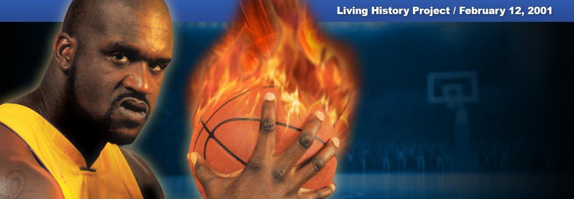 Feb. 12, 2001 New Release: NBA Hoopz