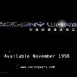 PSX PlayStation Colony Wars Vengeance Screenshot