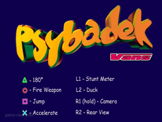 Psybadek Demo Screenshot 2021-01-27 10-10-23