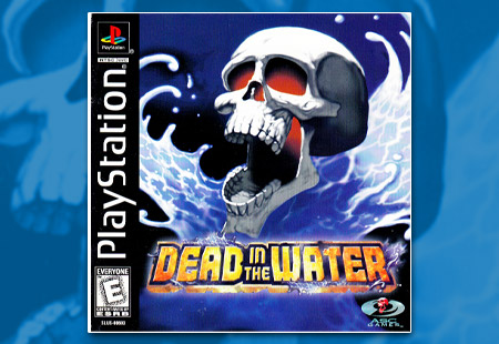 PSX PlayStation Dead in the Water