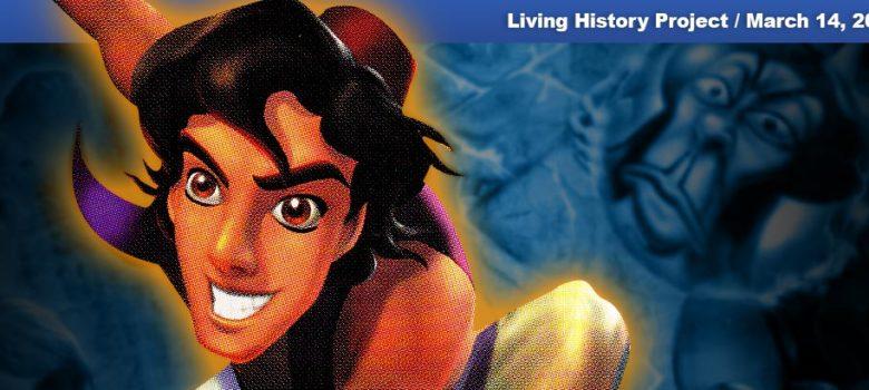 PSX PlayStation Disney's Aladdin in Nasira's Revenge