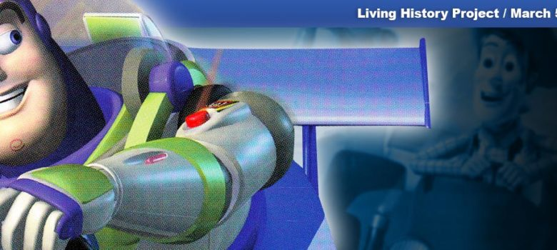 PSX PlayStation Toy Story Racer