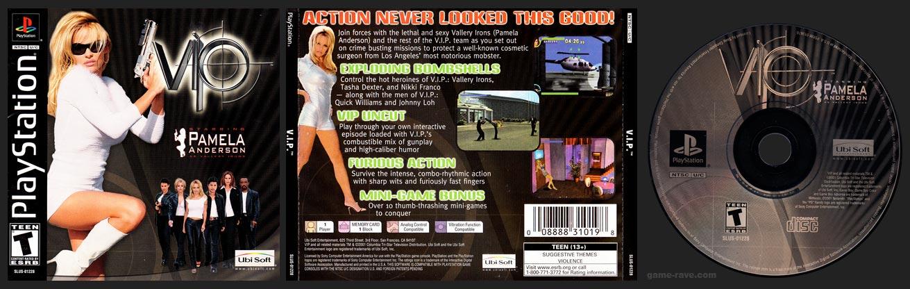 PSX PlayStation V.I.P. Black Label Retail Release