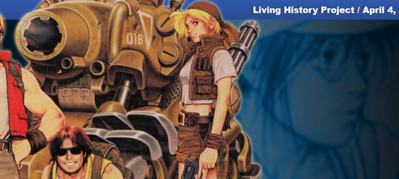 PSX PlayStation Metal Slug X
