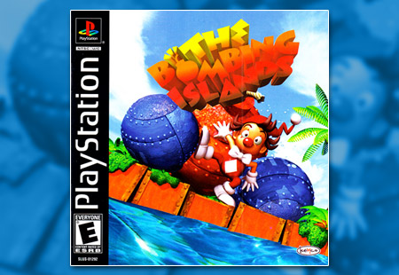 PSX PlayStation Bombing Islands, The