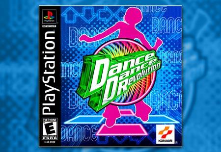 PSX PlayStation Dance Dance Revolution