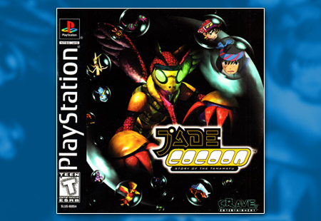 PSX PlaySTation Jade Cocoon: Story of the Tamamayu