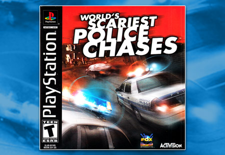 PSX PlayStation World's Scariest Police Chases