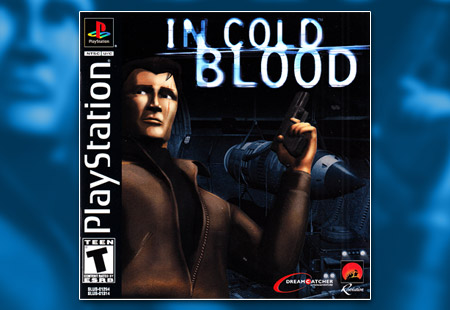 PSX PlayStation In Cold Blood