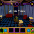 PSX PlayStation Scooby Doo Night of 100 Frights Level 1 Screenshots (13)