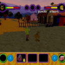 PSX PlayStation Scooby Doo Night of 100 Frights Level 1 Screenshots (14)