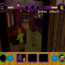 PSX PlayStation Scooby Doo Night of 100 Frights Level 1 Screenshots (15)