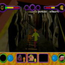 PSX PlayStation Scooby Doo Night of 100 Frights Level 1 Screenshots (9)