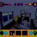 PSX PlayStation Scooby Doo Night of 100 Frights Prototype Level 2 Mystic Manor Screenshot (1)