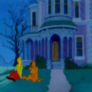 PSX PlayStation Scooby Doo Night of 100 Frights Prototype Level 2 Mystic Manor Screenshot (10)