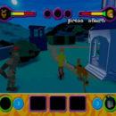 PSX PlayStation Scooby Doo Night of 100 Frights Prototype Level 2 Mystic Manor Screenshot (14)