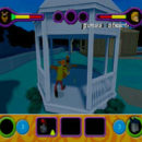 PSX PlayStation Scooby Doo Night of 100 Frights Prototype Level 2 Mystic Manor Screenshot (15)