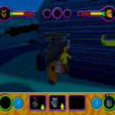 PSX PlayStation Scooby Doo Night of 100 Frights Prototype Level 2 Mystic Manor Screenshot (17)