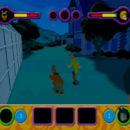 PSX PlayStation Scooby Doo Night of 100 Frights Prototype Level 2 Mystic Manor Screenshot (18)