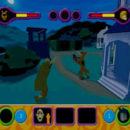 PSX PlayStation Scooby Doo Night of 100 Frights Prototype Level 2 Mystic Manor Screenshot (19)