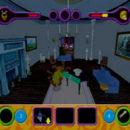 PSX PlayStation Scooby Doo Night of 100 Frights Prototype Level 2 Mystic Manor Screenshot (2)