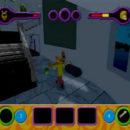 PSX PlayStation Scooby Doo Night of 100 Frights Prototype Level 2 Mystic Manor Screenshot (24)