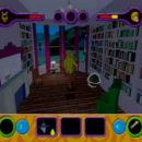 PSX PlayStation Scooby Doo Night of 100 Frights Prototype Level 2 Mystic Manor Screenshot (3)