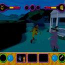 PSX PlayStation Scooby Doo Night of 100 Frights Prototype Level 2 Mystic Manor Screenshot (5)
