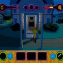 PSX PlayStation Scooby Doo Night of 100 Frights Prototype Level 2 Mystic Manor Screenshot (6)