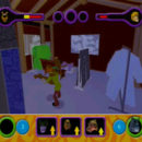 PSX PlayStation Scooby Doo Night of 100 Frights Prototype Level 3 Wolf Ends Lodge Screenshot (20)