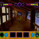 PSX PlayStation Scooby Doo Night of 100 Frights Prototype Level 3 Wolf Ends Lodge Screenshot (25)
